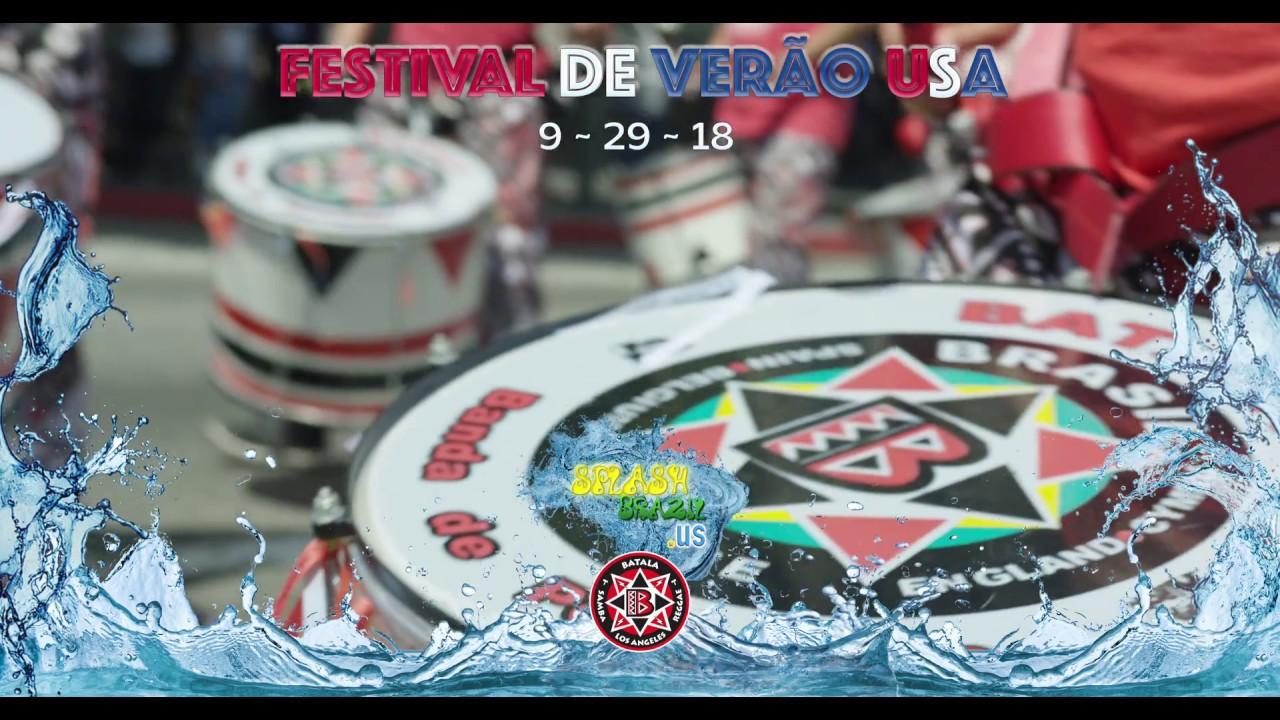 Download Festival de Verão USA presents BATALÁ Los Angeles & Debut US Performance by SAULO