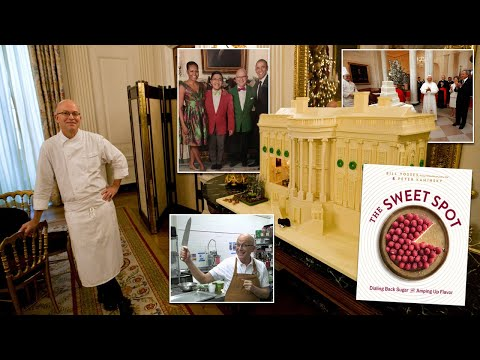Chef Goes From White House to Slaughterhouse as He Bakes Pies for 'Sweeney Todd'