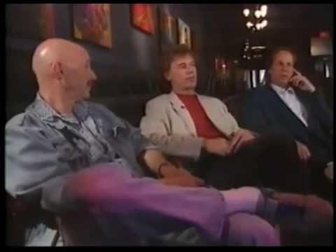 King Crimson - Interview Thrack1995 Español Latino