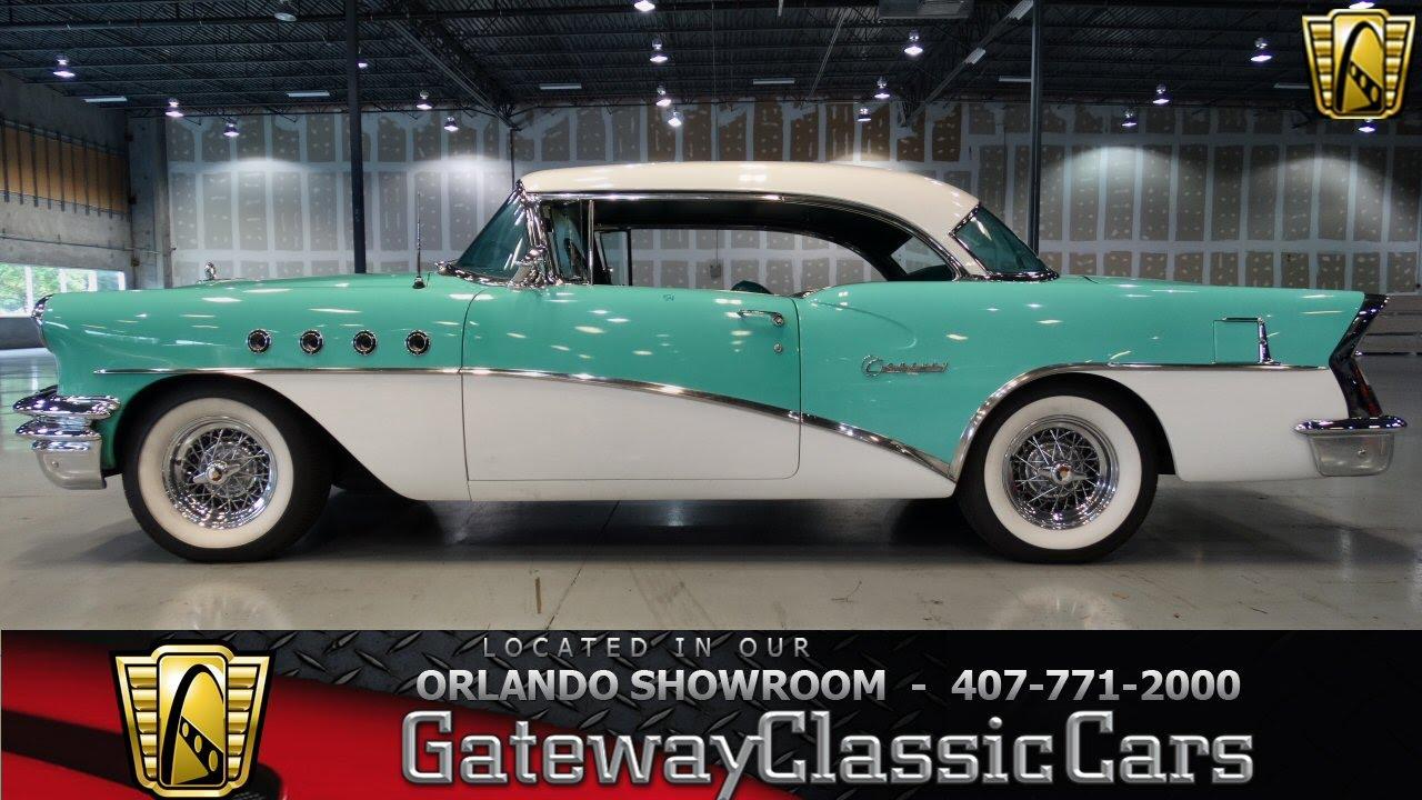 1955 Buick Century Gateway Classic Cars Orlando #171 - YouTube