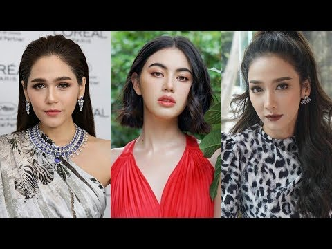 Top 5 Highest Paid Thai Actresses for Advertisement & Event 2018