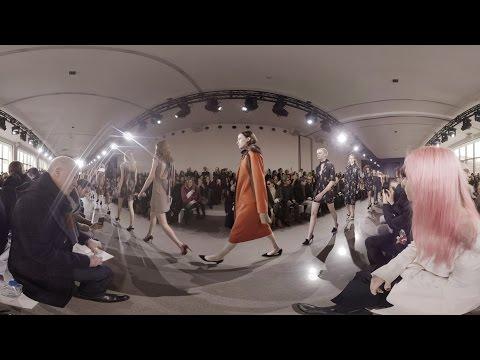All Access at Jason Wu's New York Fashion Week 360