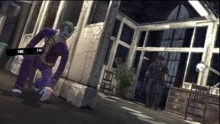 Batman Arkham Asylum: Joker Gameplay 8 - Hell