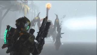 Dead Space 3: How To Take Out Giant Spider