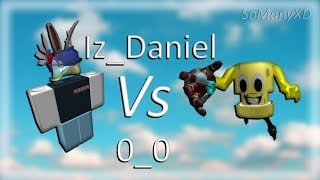 Roblox: Needle_ME presents Iz_Daniel Vs 0_0 Live SW Queue