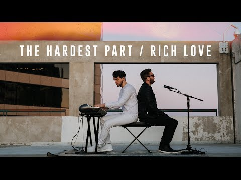 The Hardest Part/Rich Love (Coldplay vs. OneRepublic) | CITIZEN SHADE