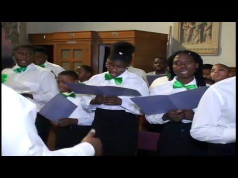 tele saint angela creole mass #130th: Marc 1 V: 32-35. Jan. 28, 2018