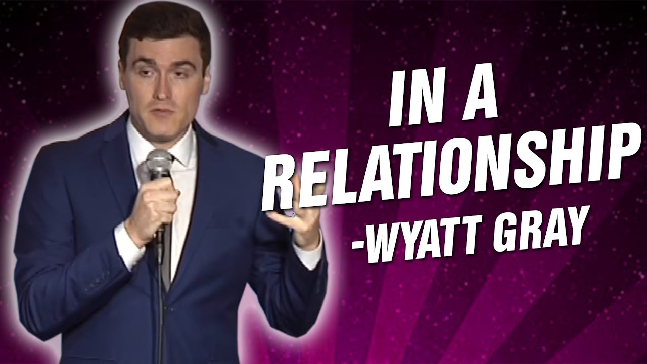 stand up comedy about relationships