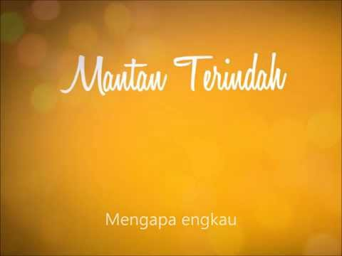 Raisa - Mantan Terindah (COVER + Lyric)