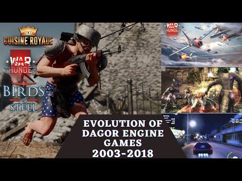 Evolution of Dagor