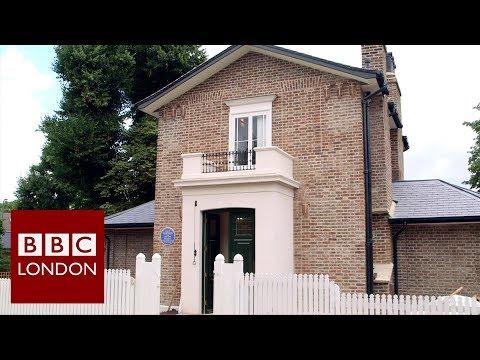 The house that landscape painter J. M. W. Turner designed – BBC London News