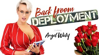 VR Bangers - Back From Deployment with Angel Wicky (SFW VR Trailer)