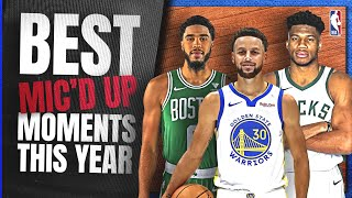 The Best Sounds From NBA 2020-21 Season!   🗣 Mic'd Up