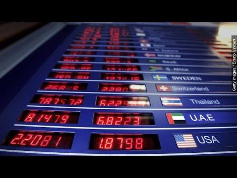 Five Big Banks Owe Billions For Currency Exchange Scandal