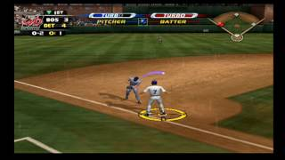 MLB Slugfest 2003 - Season Mode - Division Series (Game 3)