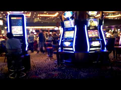 Casino du Lac-Leamy n Gatineau, Quebec, Canada.