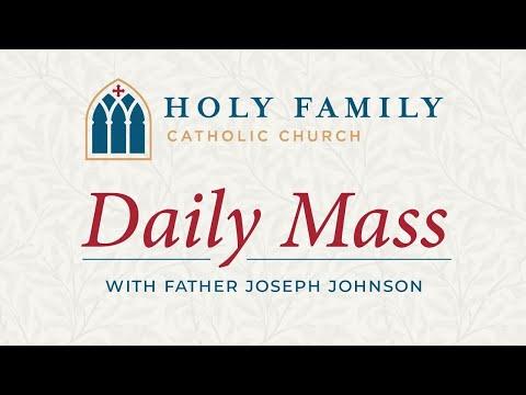 Daily Mass, April 28, 2020