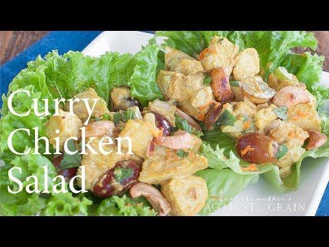 Curry Chicken Salad Recipe   Danielle Walker