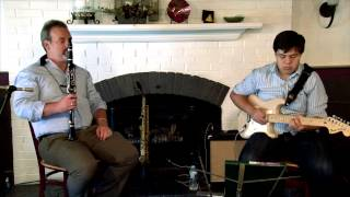 "Todd Brunel & George S. J. Capernaros 2014 08 02 ""Stella By Starlight"""