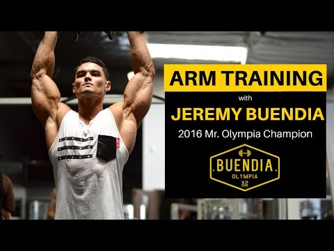 Arm Training with Jeremy Buendia - Buendia Fitness
