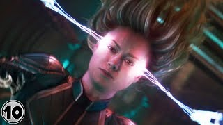 Top 10 Scary Captain Marvel Moments