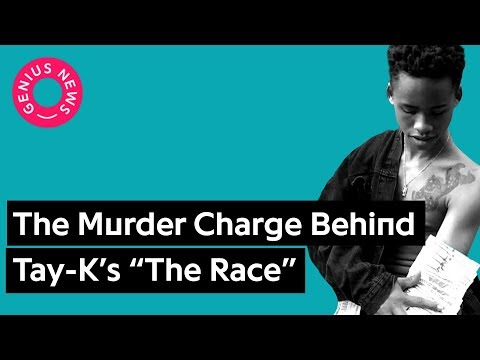 "How Tay-K's ""The Race"" Put A Murder Suspect On The Pop Charts 