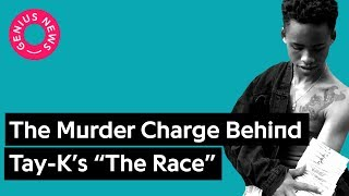 """How Tay-K's """"The Race"""" Put A Murder Suspect On The Pop Charts 