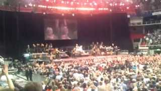 Bruce Springsteen @ The E Street Band - Dancing In The Dark @ HK Areena 8.5.2013