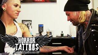 horror tattoos   das ttowieren   stuttgart   sixx