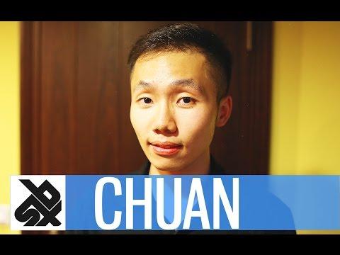 CHUAN  |  No I Can't Stop