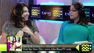 """The L.A. Complex  After Show  Season 1 Episodes 1 & 2 """" Down in L.A.; Do Something """" 