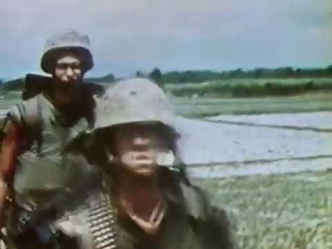 Contact Ambush!  Marines Patrol in Vietnam ( Documentary)