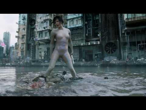 A Vigilante do Amanhã - Ghost in the Shell | Bastidores: Scarlett a Major | LEG | Paramount Brasil
