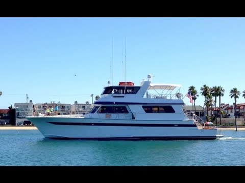 Newport Beach Harbor Cruises- 85' Pacifico Yacht For Charter