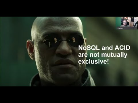 Don't Drop ACID - Transactions in Distributed NoSQL