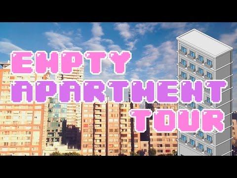 Empty Apartment Tour!!!!