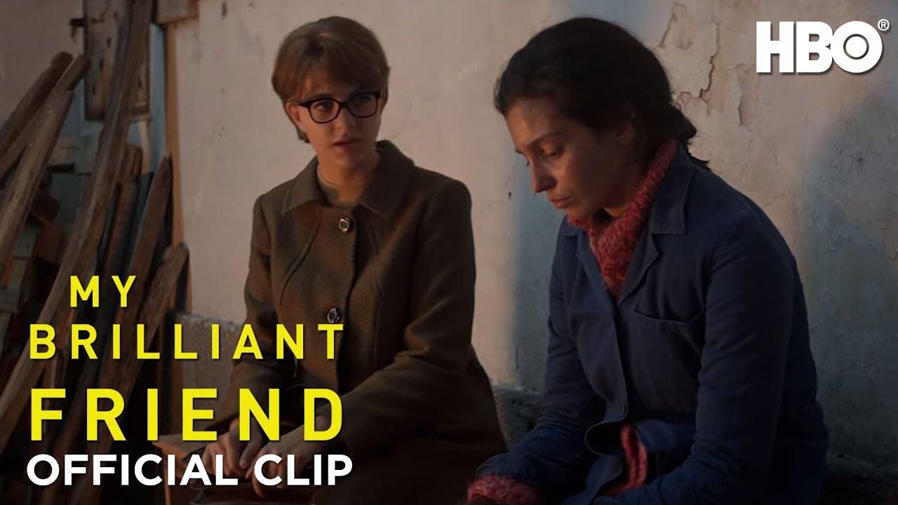 Download My Brilliant Friend: The Blue Fairy (Season 2 Episode 8 Clip) | HBO