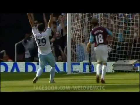 West Ham 0-2 Man City 2007/2008
