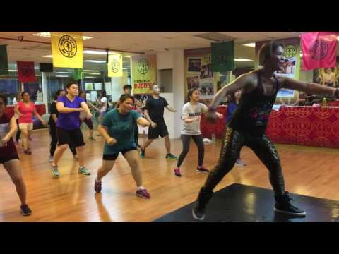 Zumba® with Marites Pieper @ Golds Gym BGC Philippines