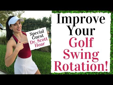 Ask The Golf Doctor: How To Improve Your Golf Swing Rotation