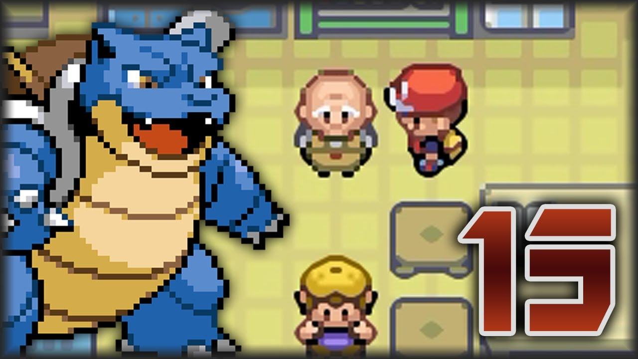 Gu a pok mon rojo fuego verde hoja parte 13 for Gimnasio 8 pokemon rojo fuego
