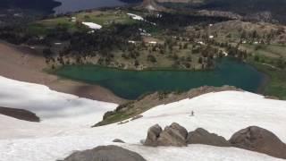 Summer Skiing Carson Pass