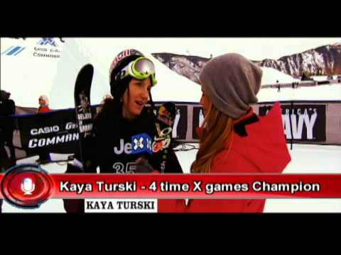 Dara Howell Remembers Sarah Burke by Winning a Gold Medal
