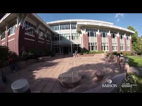 Babson's Creating Experience