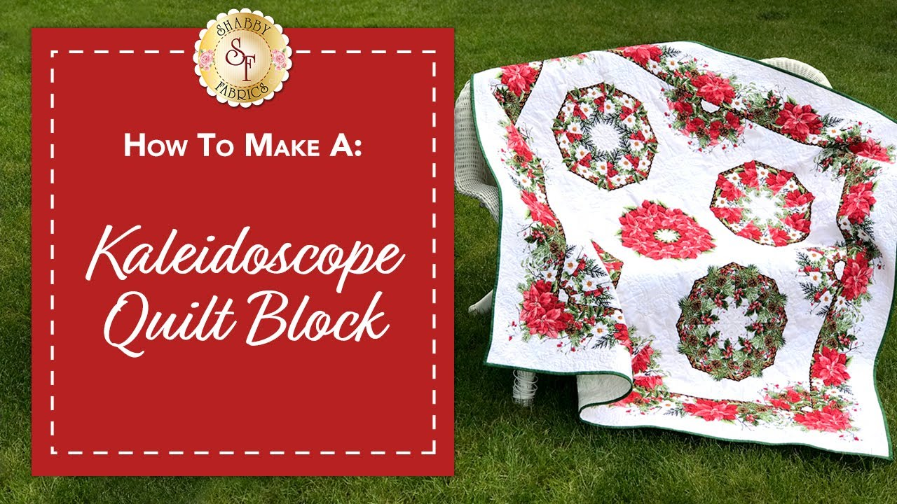 how to make a kaleidoscope