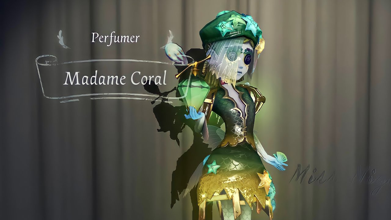 """Identity V   We Need More FUN MODES Like This One!   Perfumer """"Madame Coral"""" Gameplay"""