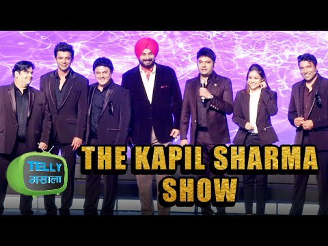 The Kapil Sharma Show: Sunil Grover,Ali Asgar, Kiku Sharda T