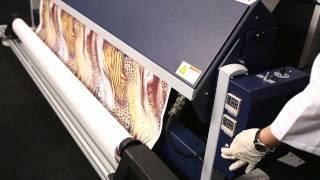 DGI FTII  1606 - широкоформатный принтер термотрансферной сублимационной печати(Промышленный цифровой комплекс термотрансферной сублимационной печати. С помощью цветовой модели CMYK..., 2014-02-08T11:21:34.000Z)