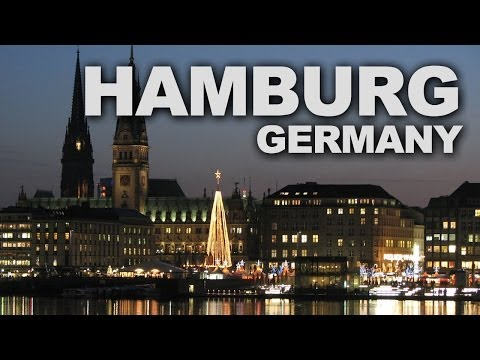 Hamburg, One of the Most Important Harbours in Europe