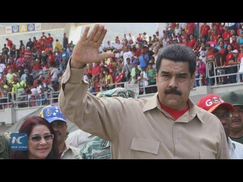 Venezuela needs solution, not suspension